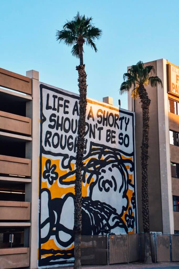 Downtown Las Vegas murals