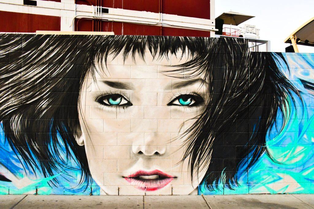 The best murals in Las Vegas