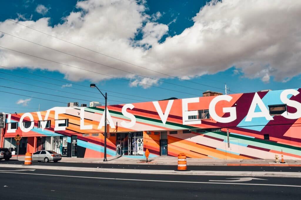 Where to find Las Vegas Murals