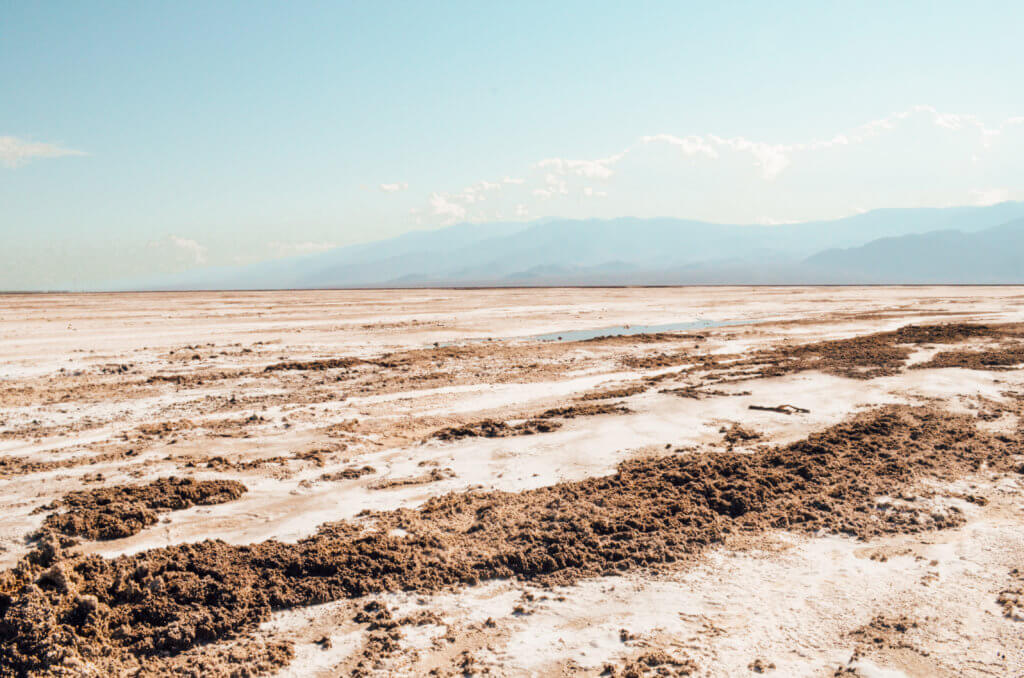 Death Valley Salt Flats is one of the best things to do in Death Valley