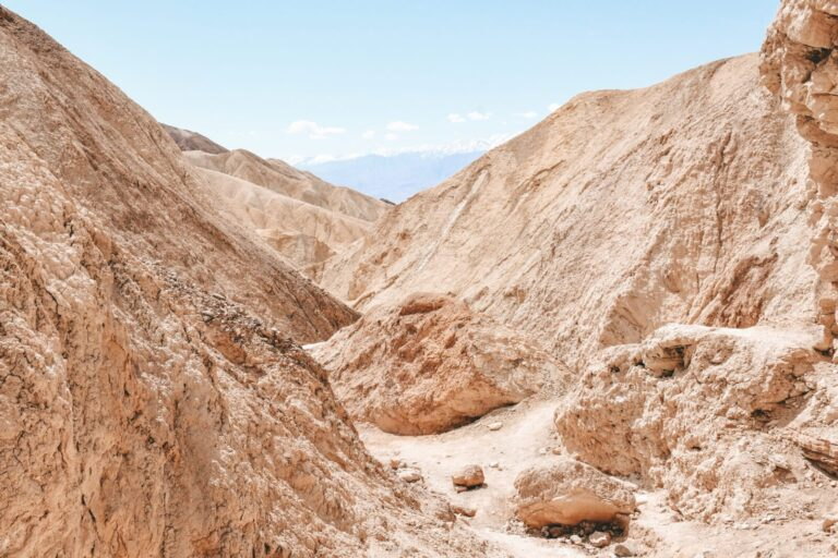 Death Valley is one of the best stops along your West Coast National Parks itinerary
