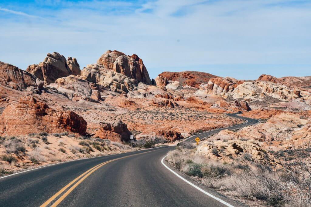Valley of Fire State Park near Las Vegas