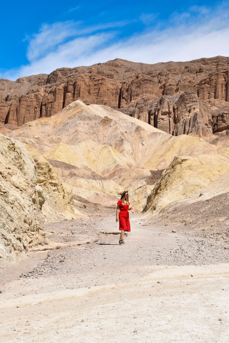 Your survival guide to the Death Valley National Park in California