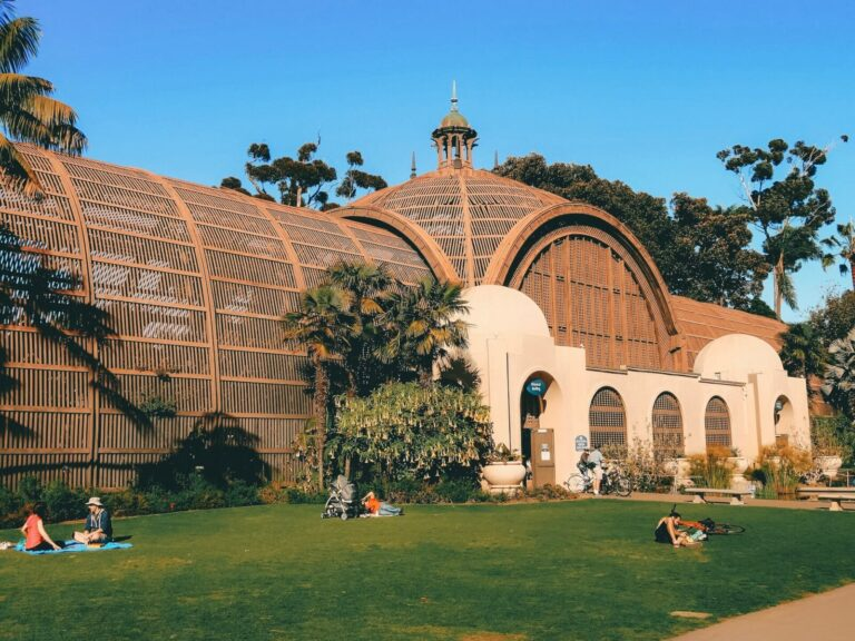 Balboa Park is one of top things to do in San Diego