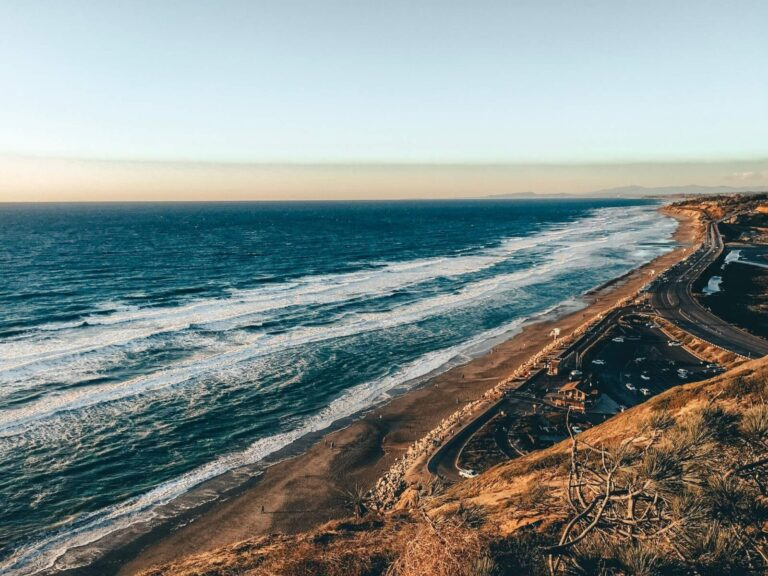 Torrey Pines is one the best things to do in San Diego
