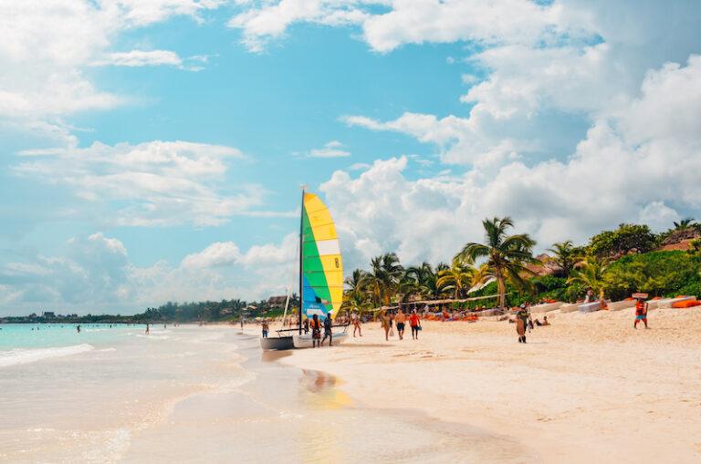 Best beaches in Tulum