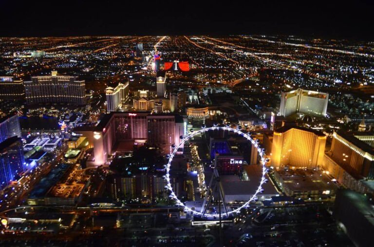 Las Vegas is one of the most fun places to visit along West Coast Road Trip