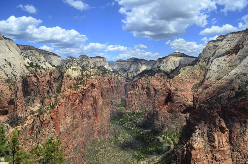 Zion National Park - one of the best West Coast National Parks
