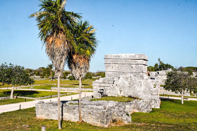 How to visit Tulum Ruins