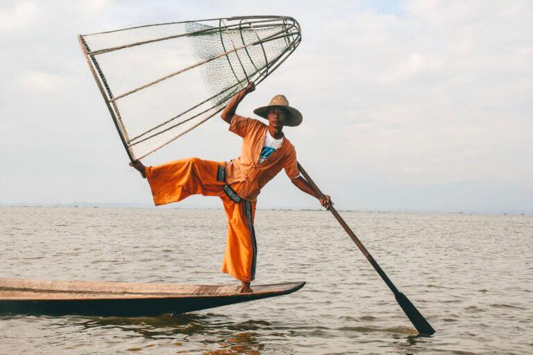 How to visit Lake Inle, Myanmar