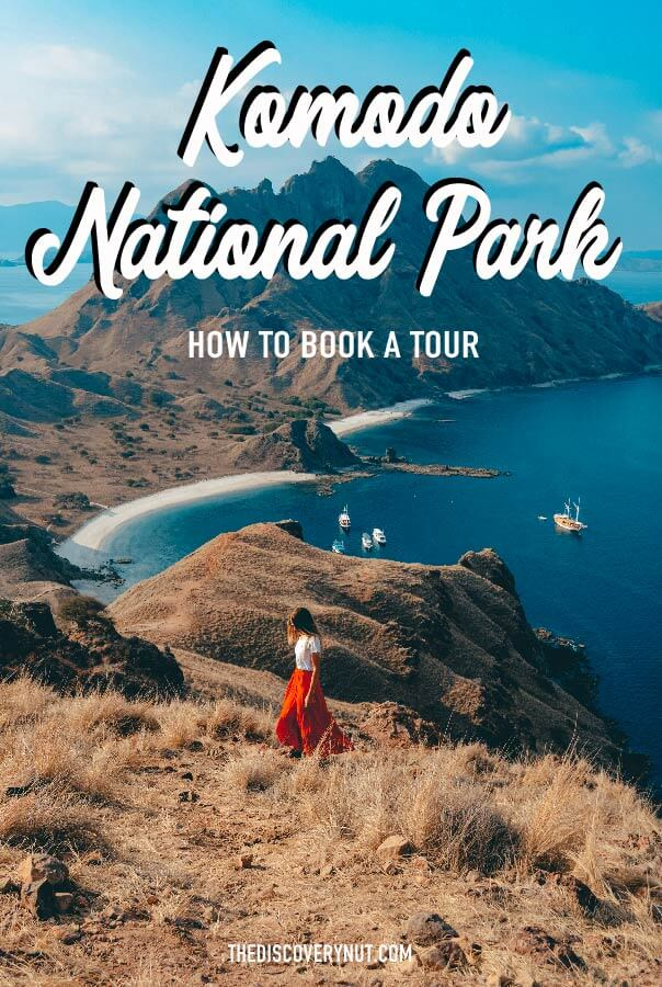 How to book tickets to Komodo National Park