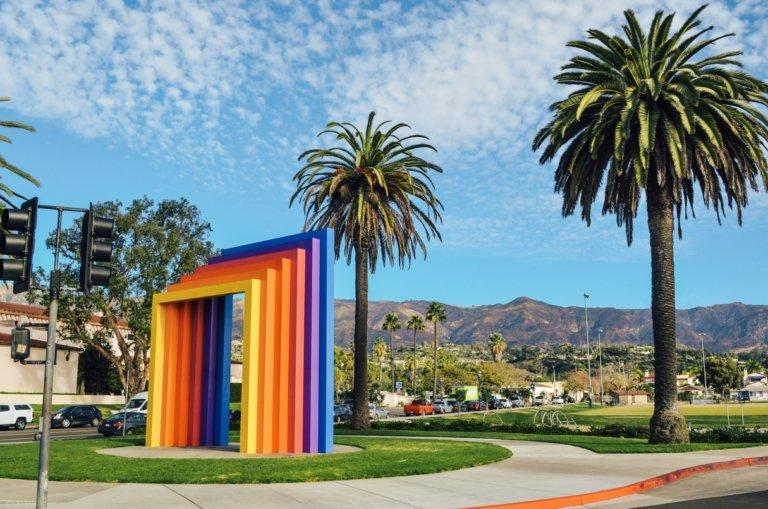 Chromatic Gate, Santa Barbara