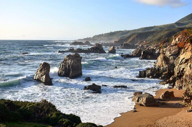 Big Sur is a must stop along your West Coast Road Trip
