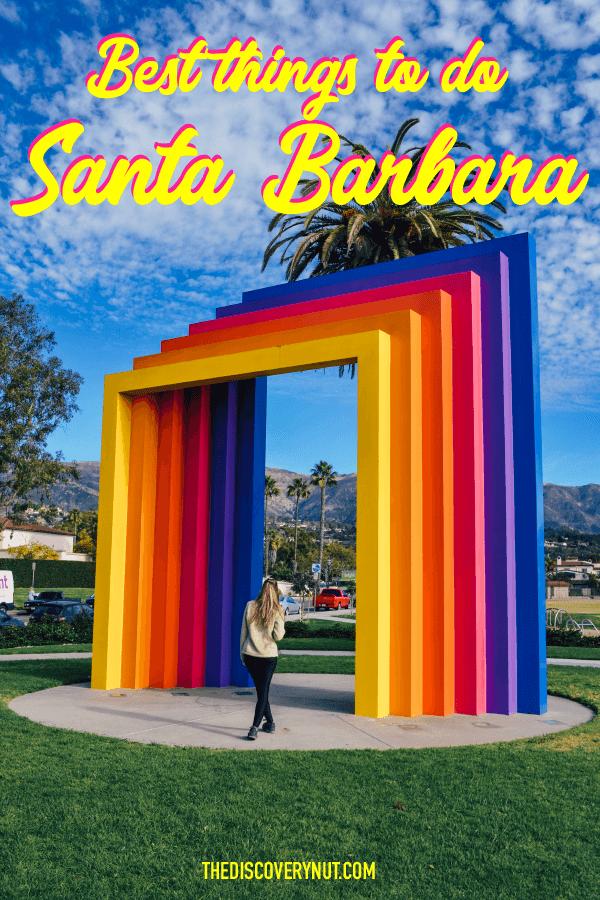 Best things to do in Santa Barbara