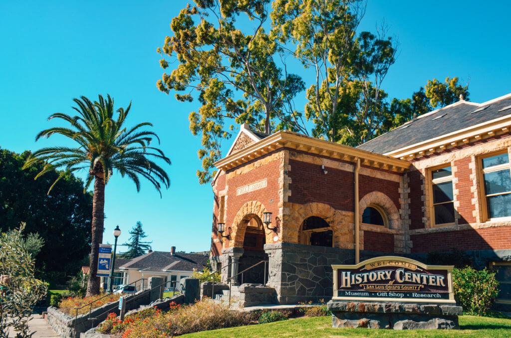 San Luis Obispo History Center