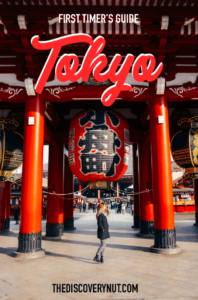 First-timer's guide to Tokyo