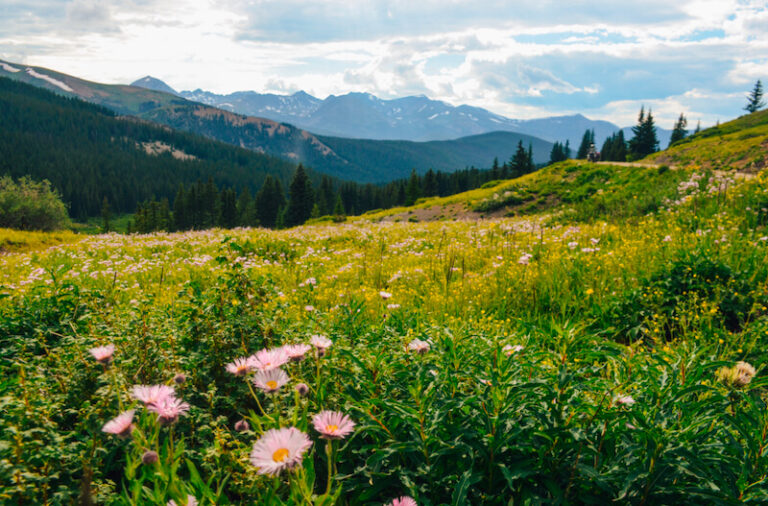 Breckenridge is one of the best road trips from Denver