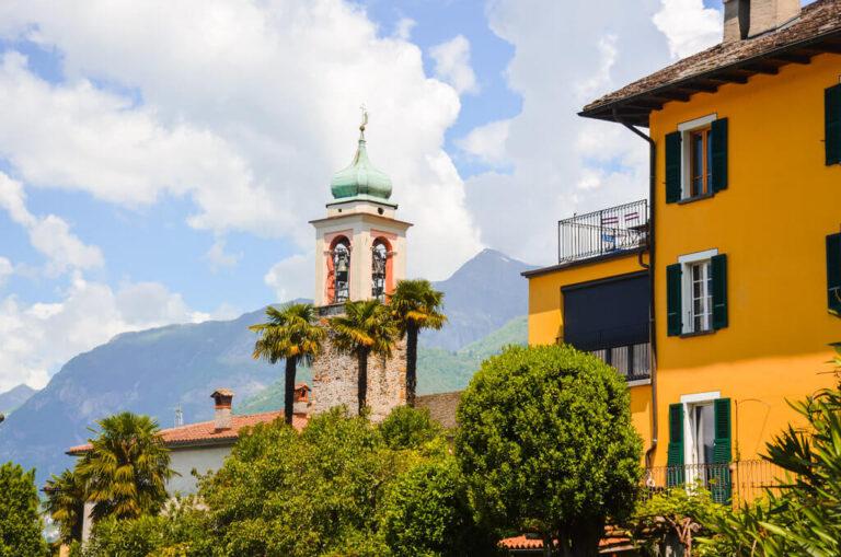 Gamborogno near Locarno