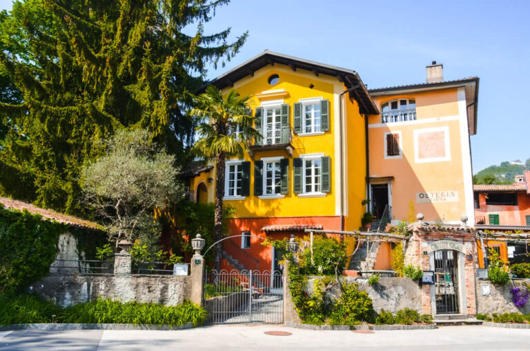 Best hikes near Lugano