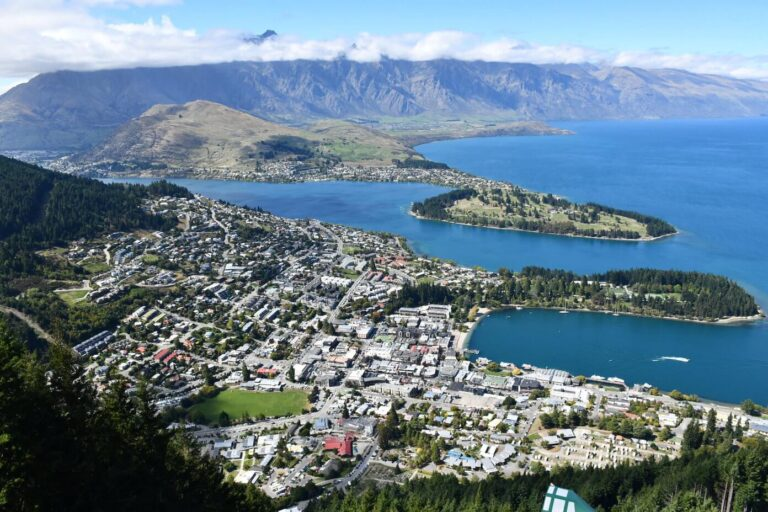 Skyline Gondola in Queenstown