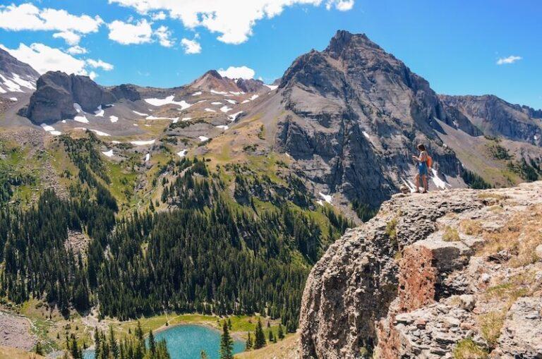 Blue Lakes Colorado