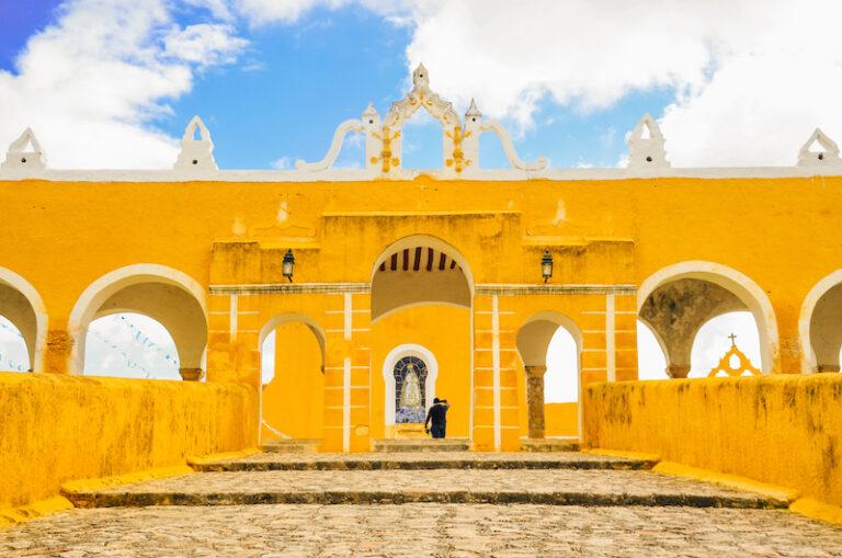 Izamal Yucatan Things To Do