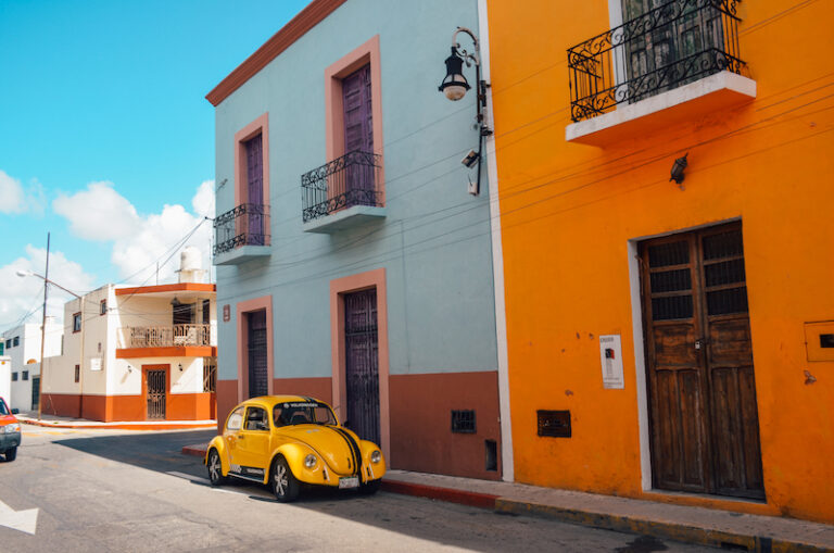 Best way to get to Merida, Yucatan